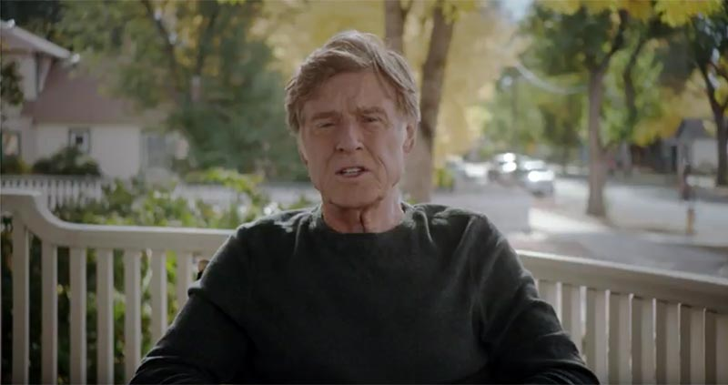 Actor Robert Redford Endorses Effort to Save the Confluence